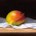 Mango Pastel by Paul Riccardi