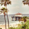 Manhattan Beach Pier by Juli Scalzi