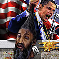 Manifestation Of Frustration - I Am Commander In Chief - Period - On My Watch - Me And My Boys 1-2 by Reggie Duffie