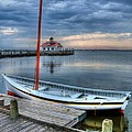 Manteo Waterfront 2 by Mel Steinhauer
