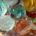 Marbles In A Jar by Mary Bedy