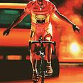 Marco Pantani by Paul Meijering