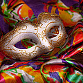 Mardi Gras - Celebrating Mardi Gras  by Mike Savad