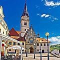 Marija Bistrica Marianic Sanctuary In Croatia by Dalibor Brlek