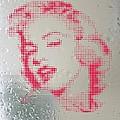 Marilyn On Wet Mirro...
