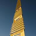 Marin County Civic Center Tower by David Bearden