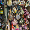 Market Bags 2 by Brenda Bryant