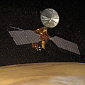 Mars Reconnaissance Orbiter by Anonymous