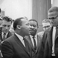 Martin Luther King Jnr 1929-1968 And Malcolm X Malcolm Little - 1925-1965 by Marion S Trikoskor