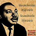 Martin Luther King Jr 1 by Andrew Fare