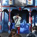 Maryland Renaissance Festival - A Fool Named O - 12124 by DC Photographer