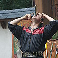 Maryland Renaissance Festival - Johnny Fox Sword Swallower - 121263 by DC Photographer