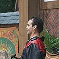 Maryland Renaissance Festival - Johnny Fox Sword Swallower - 121271 by DC Photographer