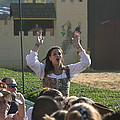 Maryland Renaissance Festival - Jousting And Sword Fighting - 1212122 by DC Photographer