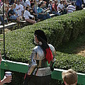 Maryland Renaissance Festival - Jousting And Sword Fighting - 1212198 by DC Photographer