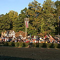 Maryland Renaissance Festival - Jousting And Sword Fighting - 12124 by DC Photographer