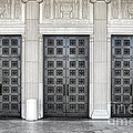 Massive Doors by Olivier Le Queinec