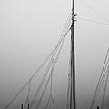 Mast And Rigging by Bob Orsillo