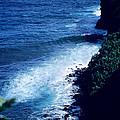 Maui Shoreline on the Way to Hana Print by J D Owen