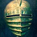 Maximilian Knights Armour Helmet by Edward Fielding