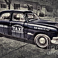 Mayberry Taxi Print by David Arment