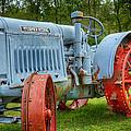 Mccormick Deering by Bill Wakeley