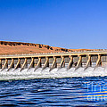 Mcnary Dam by Robert Bales