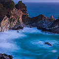 Mcway Falls Sunset by About Light  Images