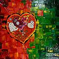 Mechanism Of Love by Alexandru Rusu
