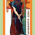 Medee by Alphonse Maria Mucha