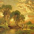 Medfield Massachusetts by Inness