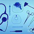 Medical Equipment by Blair Seitz