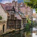 Medieval Bruges by Juli Scalzi