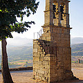 Medieval Campanile  by Carlos Caetano