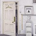 Meditation On A Door I by Charles E Hardaker