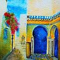 Mediterranean Medina