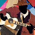 Memphis Blues 2012 Print by Everett Spruill
