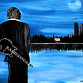 Memphis Dream With B B King by Mark Moore