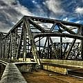 Memphis - Memphis And Arkansas Bridge 002 by Lance Vaughn