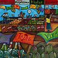 Mercado Mexicana by Patti Schermerhorn