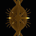 Metallic Balance Brass by James Willoughby III