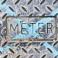 Meter Cover by Tom Gowanlock