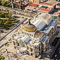 Mexico City Fine Arts Museum by Jess Kraft