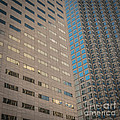 Miami Architecture Detail 2 - Square Crop by Ian Monk