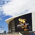 Miami Heat Home by Eyzen Medina