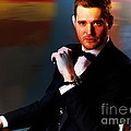 Michael Buble by Marvin Blaine