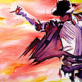 Michael Jackson-billie Jean by Joshua Morton