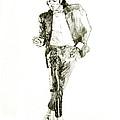 Michael Jackson Billy Jean by David Lloyd Glover