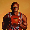 Michael Jordan 2 by Paul Meijering