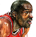Michael Jordan Early Days by Michael  Pattison
